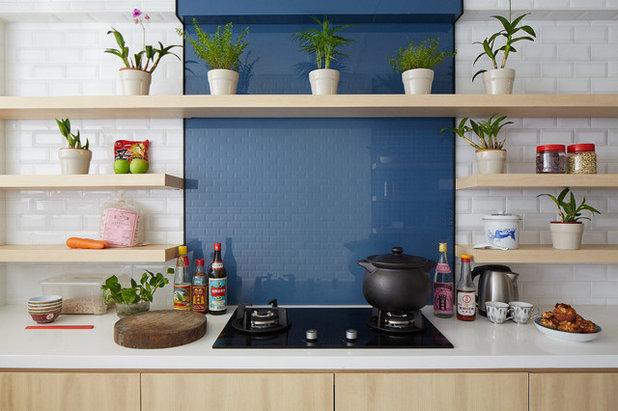 コンテンポラリー キッチン by asolidplan