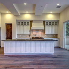 Rustic Kitchen by Stones Unlimited