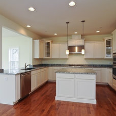 Traditional Kitchen by SKYCREST HOMES LLC