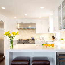 Contemporary Kitchen by Whitten Dunn Architects