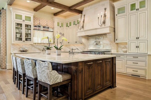 Traditional Kitchen by Platinum Series by Mark Molthan