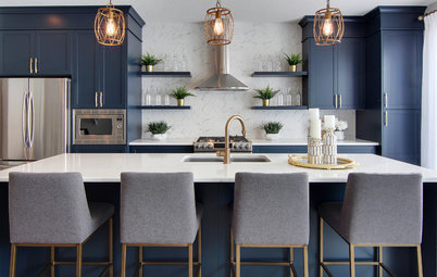 New This Week: 5 Gorgeous Kitchens That Expertly Mix Finishes