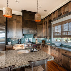 Beach Style Kitchen by Coldwell Banker United, Realtors