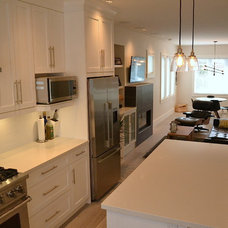 Contemporary Kitchen by Animark Custom Homes