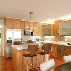 contemporary kitchen by David Henig, Architect