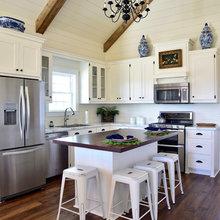 Parrish Kitchen/Living Space