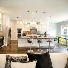 Contemporary Kitchen by C-Reese Architectural Design