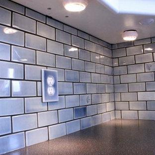 2x4 Subway Hand made tile backsplash