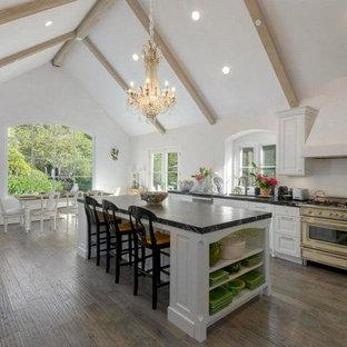 Cucina shabby-chic style Santa Barbara - Foto e Idee per ...