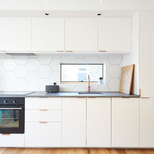 3. New adapted IKEA kitchen