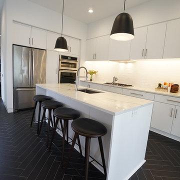 309 Church Hill Residence Kitchen