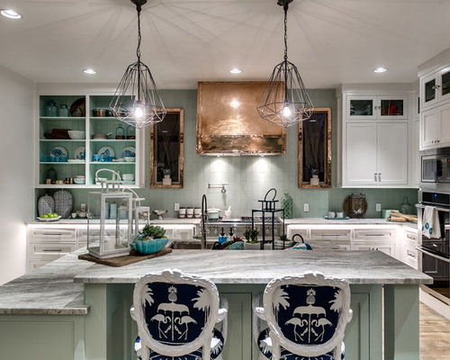 Mint Green Kitchen Ideas & Photos | Houzz