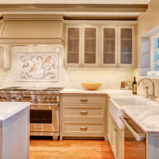 Mediterranean Kitchen by McKinney Group, Inc
