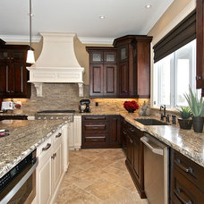 Traditional Kitchen by Klondike Homes