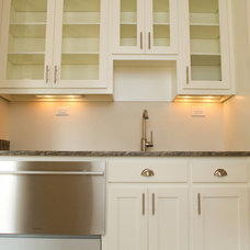 Traditional Kitchen by Thrive Homes, LLC