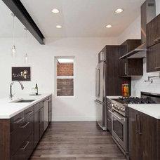 Contemporary Kitchen by Work Shop Denver