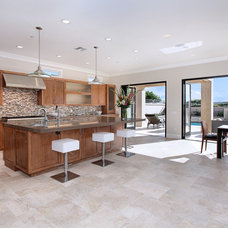 Transitional Kitchen by Pinpoint Properties