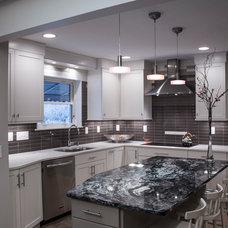 Contemporary Kitchen by Auer Kitchens