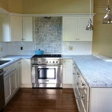 Contemporary Kitchen by Glenn Rogers Cabinet Broker