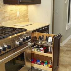 Kitchen by Shelly Gustin