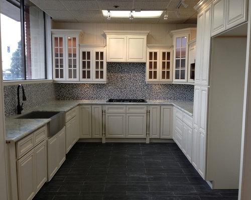 Linen Kitchen Cabinet | Houzz