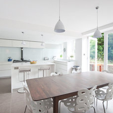 Contemporary Kitchen by Moon Design + Build