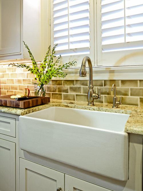 Kitchen Sink Faucet Placement  Houzz