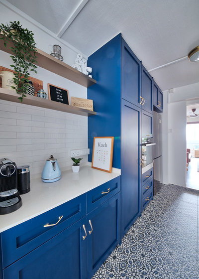 Fusion Kitchen by Free Space Intent