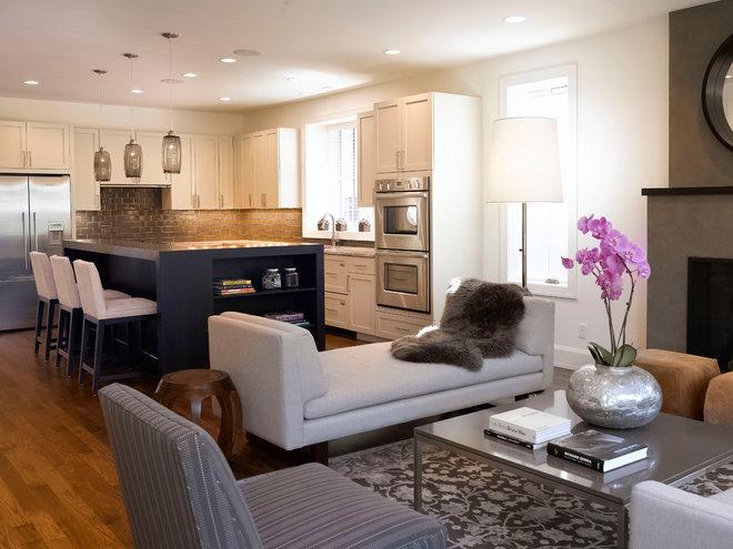 Contemporary Kitchen by JALIN Design, LLC