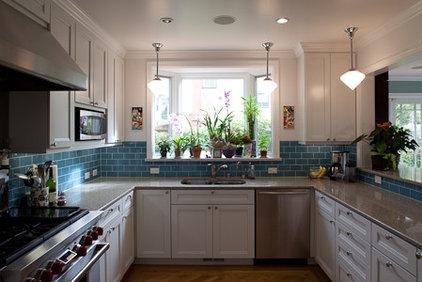 Art deco keuken - Deco keuken kleur ...