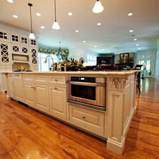 Traditional Kitchen by Scott Lewis Homes