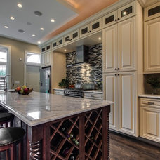 Contemporary Kitchen by Steele Consulting Group