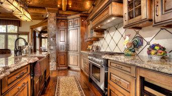 411 Long Ridge - Kitchen