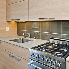 Modern Kitchen by Leo Claudio Cabinets