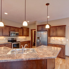 Traditional Kitchen by R. Fleming Construction