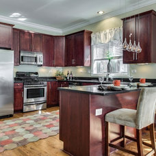 Traditional Kitchen by Steele Consulting Group