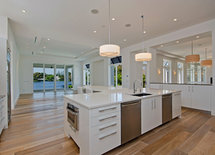 Wood floors? Love the wood floors.  Manufacturer, type, details?  Than