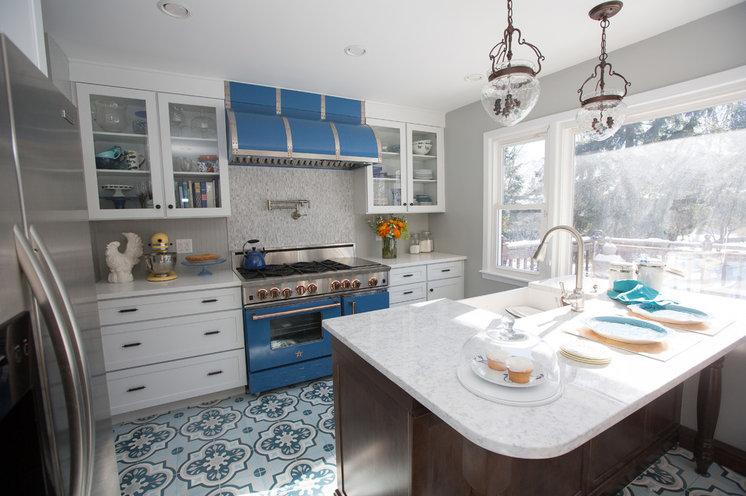 Traditional Kitchen by BlueStar