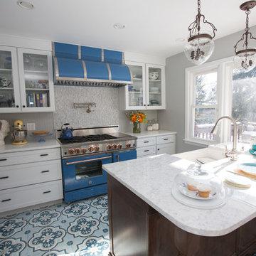 """48"""" BlueStar Range featured in Chef Aliyyah Baylor's Kitchen"""