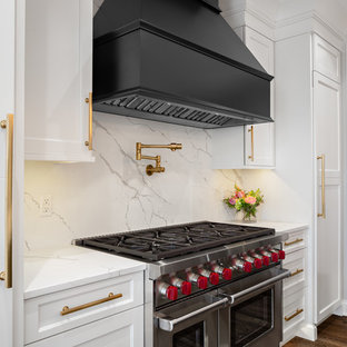 """48"""" professional Wolf gas range with double oven"""