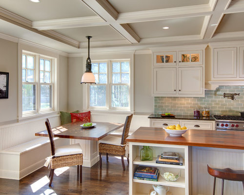 Built In Kitchen Benches Home Design Ideas Pictures