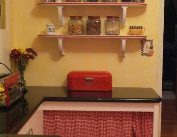 50's Retro kitchen
