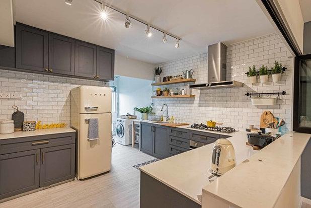 Fusion Kitchen by DB Studio