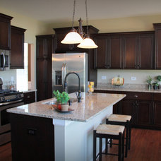 Traditional Kitchen by Kendall Partners Ltd