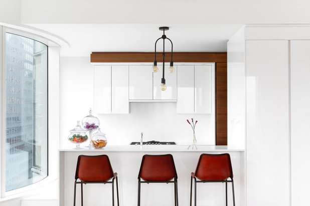 Contemporary Kitchen by Ana Claudia Design
