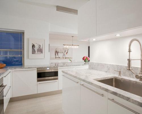 White Granite Kitchen Countertops white granite countertop | houzz