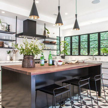 5th Street - Vintage Modern Kitchen