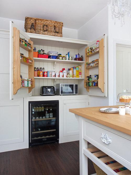 Coole Schrankfronten Wardrobe: Landhausstil Küchen Ideen, Design & Bilder