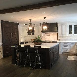 "6"" Rift & Quartered White Oak in Barrington Hills Illinois"