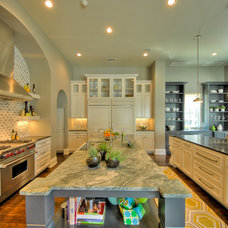 Contemporary Kitchen by K. Miller Interiors
